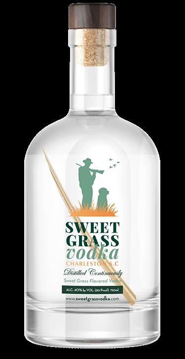 Sweet Grass Vodka - IBC